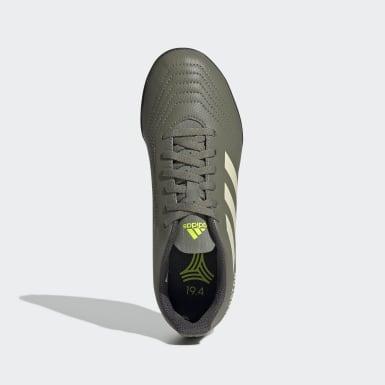 Zapatos de Fútbol Predator Tango 19.4 Césped Artificial Verde Niño Fútbol