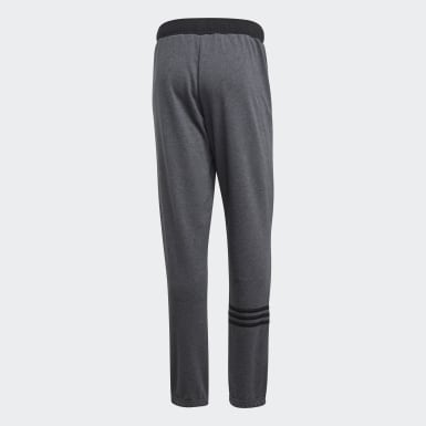 Pantalón Essentials Motion Pack Tapered Cuffed Plomo Hombre Training