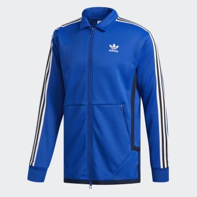 Heren Originals Blauw Windsor Trainingsjack
