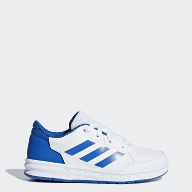 Kids Running White AltaSport Shoes