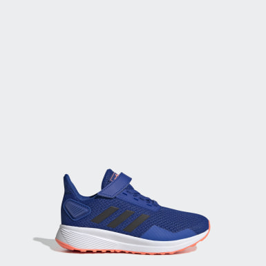 Zapatillas Duramo 9 Azul Niño Running