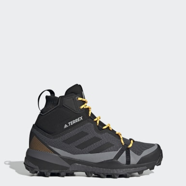 Women TERREX Grey Terrex Skychaser LT Mid GORE-TEX Shoes