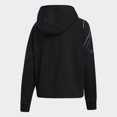 Children Training Black G HOODED FLC PLLOVR