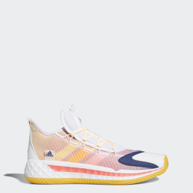 Tenis Pro Boost Low (UNISEX) Blanco Basketball