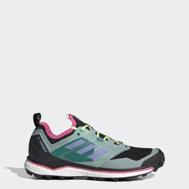 Dames TERREX Zwart Terrex Agravic XT Trail Running Schoenen