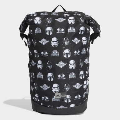 Morral Star Wars Negro Niño Training