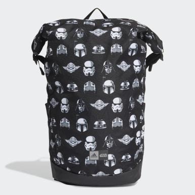 Børn Træning Sort Star Wars rygsæk