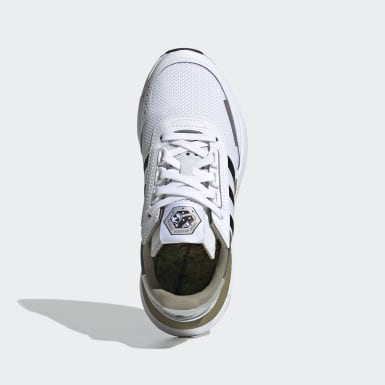 Zapatilla Retroset Blanco Niño Originals