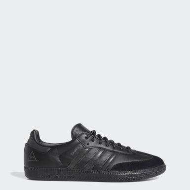 Chaussure Samba Pharrell Williams noir Originals