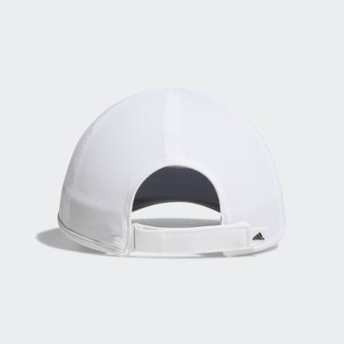 Men's Hiking White Superlite Hat