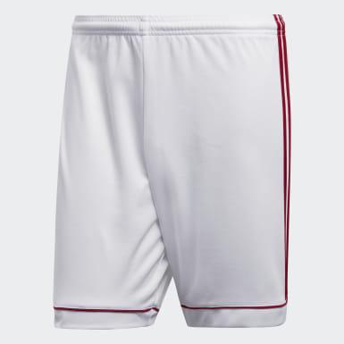 Pantalón corto Squadra 17 Blanco Hombre Training