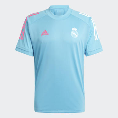 Real Madrid Training Jersey Turkusowy