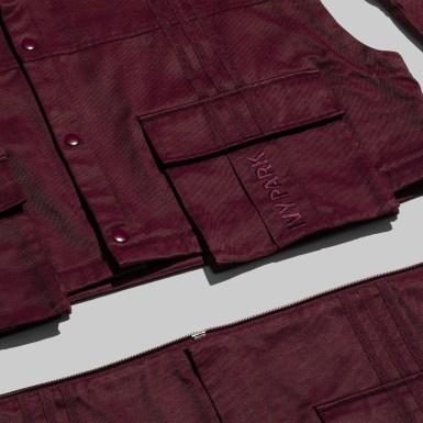 IVY PARK Convertible Originals Jacke