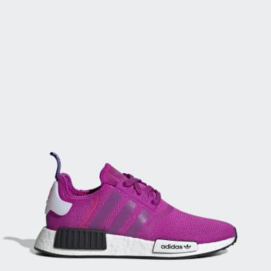 adidas nmd r1 helemaal roze