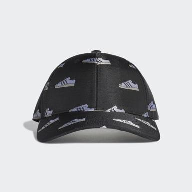 Gorra de Béisbol Super Negro Originals