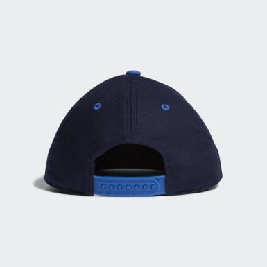 синий Кепка