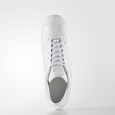 Sapatos Gazelle Branco Originals