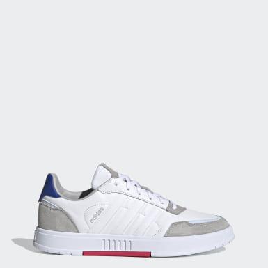 Men's Essentials White Courtmaster Shoes