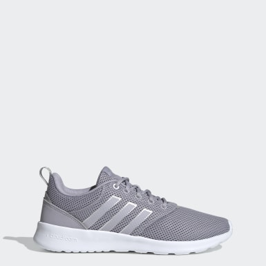 Women Sport Inspired Grey QT Racer 2.0 Shoes