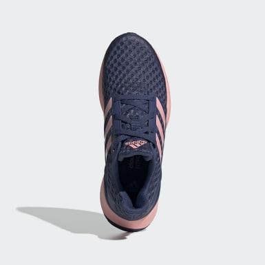 Mädchen Training RapidaRun Schuh Blau