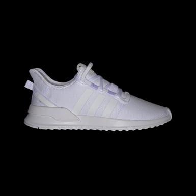 Originals สีขาว รองเท้า U_Path Run