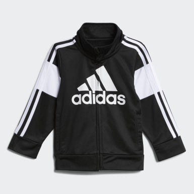 Infant & Toddler Training Black Bold Pack Jacket Set