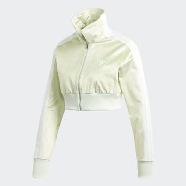Women Originals Green Track Jacket