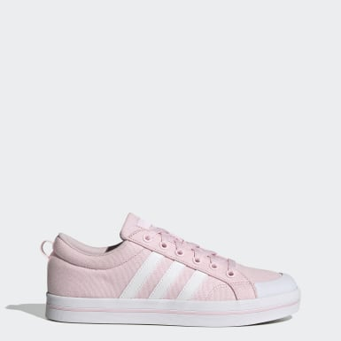 Kvinder Skateboarding Pink Bravada sko