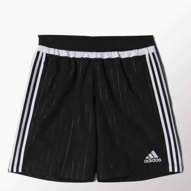 Shorts Tiro15 Negro Hombre Fútbol