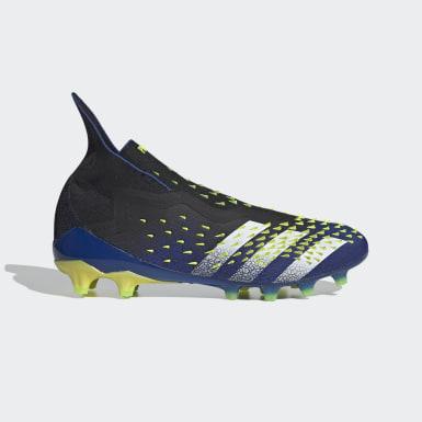 Fotboll Svart Predator Freak+ Artificial Grass Boots
