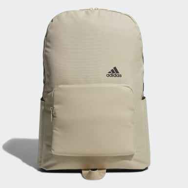 Training Beige Classic Two-in-One Backpack