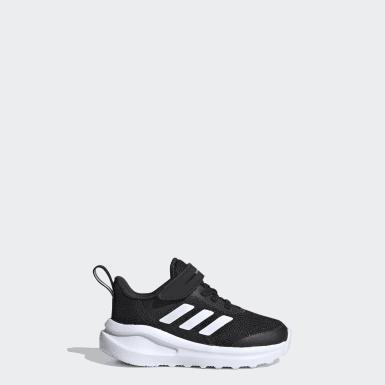 Sapatos de Running FortaRun 2020 Preto Criança Treino