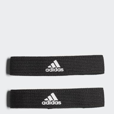 Fixe-chaussettes Noir Football