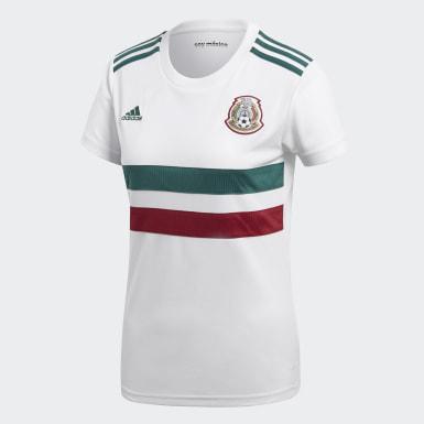 Jersey Segundo Uniforme Performance Selección Nacional de México