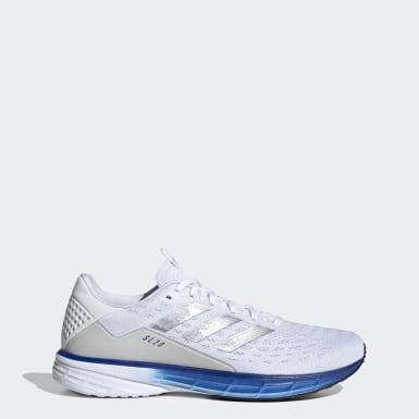 Heren Hardlopen Wit SL20 Schoenen