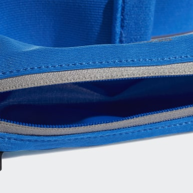 Running Blue Run Belt