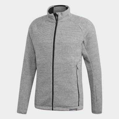 Knit Fleece-jakke