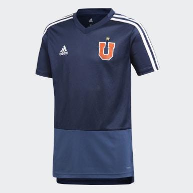 Camiseta de Entrenamiento Universidad de Chile Niños