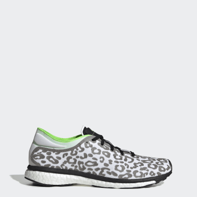 Women adidas by Stella McCartney Black Adizero Adios Shoes