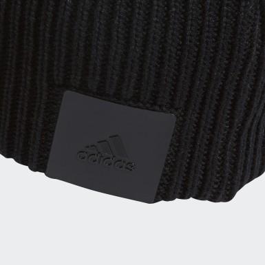 черный Шапка-бини adidas Z.N.E.