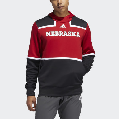 Men's Athletics Multicolor Cornhuskers Under the Lights Pullover Hoodie