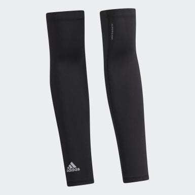 Men Golf Black AEROREADY UV Arm Sleeve
