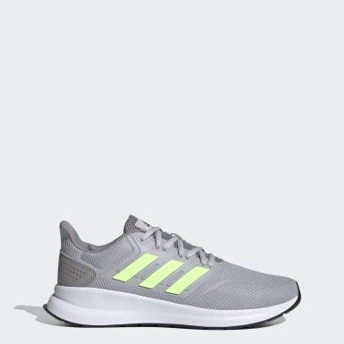 Sapatos Runfalcon Cinzento Homem Running