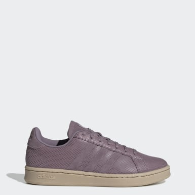 Women Lifestyle Purple Grand Court Shoes