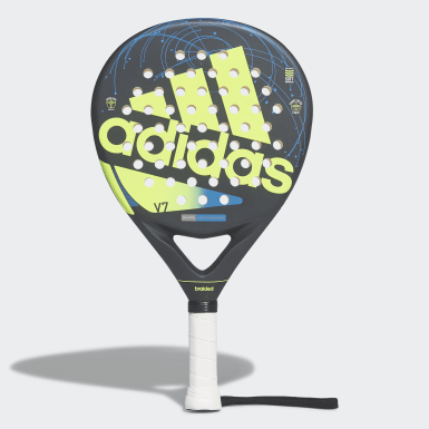 Training Zwart V7 Padel Racket
