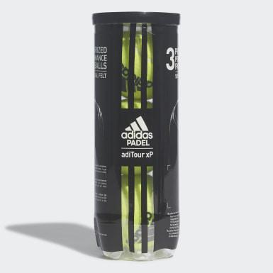 Balles de padel Aditour XP Jaune Training