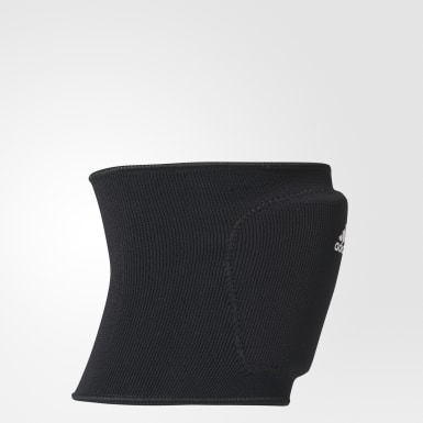 Volleyball Black 5-Inch Knee Pads