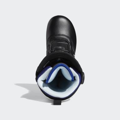 Wintersport zwart Response 3MC ADV Snowboardschoenen