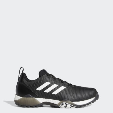 ผู้ชาย กอล์ฟ สีดำ รองเท้ากอล์ฟ CodeChaos