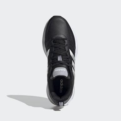 Zapatillas Strutter Negro Hombre Sport Inspired